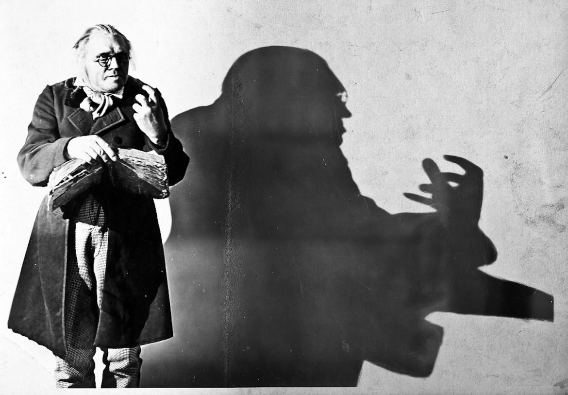 Robert wiene archives luddite robot - The cabinet of dr caligari 1920 full movie ...