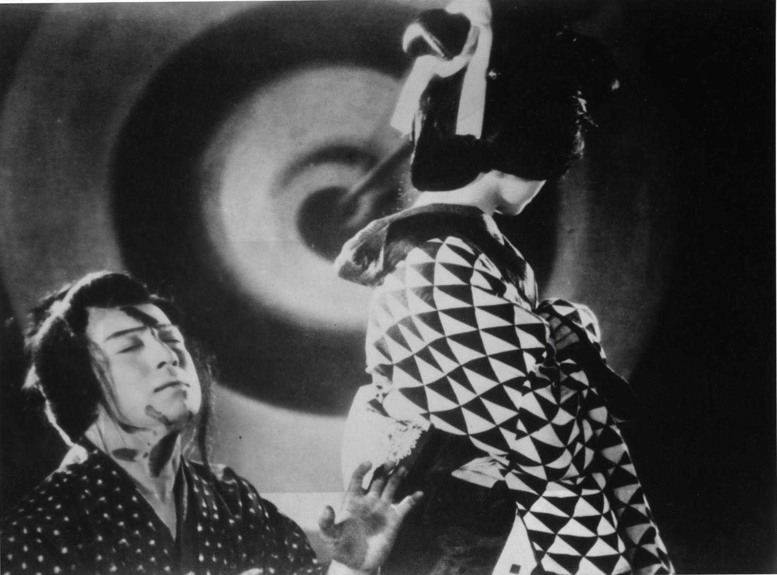 Teinosuke Kinugasa's Crossroads (1928)