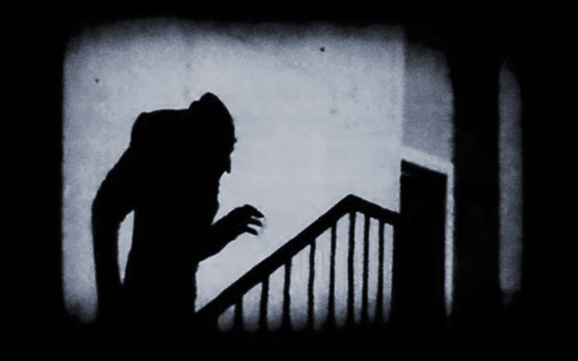 Nosferatu still in Henri Langlois: Phantom of the Cinematheque