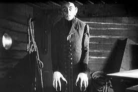 Max Schreck in Murnau's Nosferatu