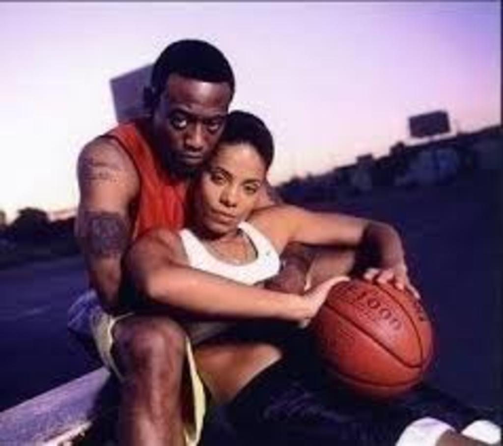 love and basketball relationship