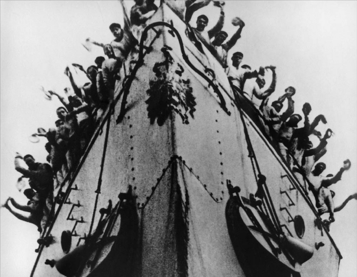 battleship pottemkin Battleship potemkin (1925) considered one of the most important films in the history of silent pictures, as well as possibly eisenstein's greatest work, battleship potemkin brought eisenstein's theories of cinema art to the world in a powerful showcase his emphasis on montage, his stress of intellectual contact, and his treatment of the.