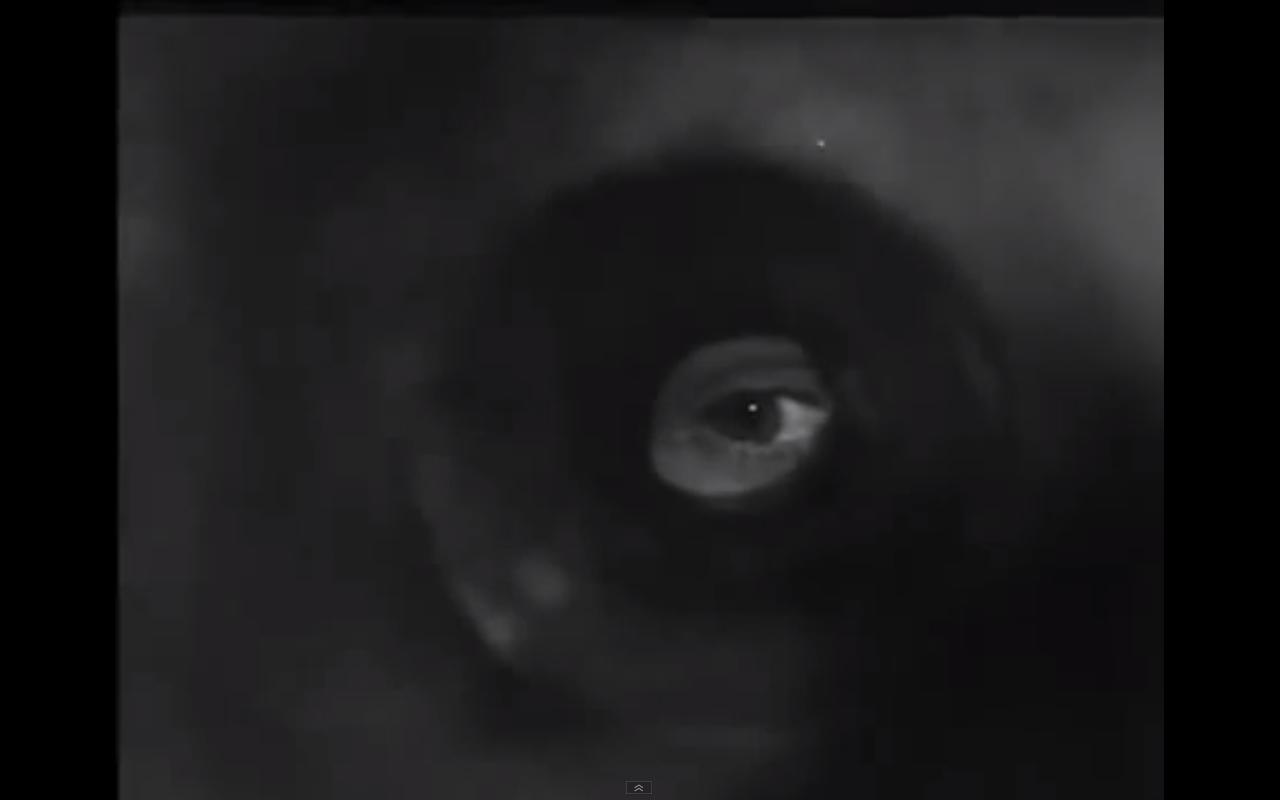 Voyeur in Jean Genet Un Chant d'Amour