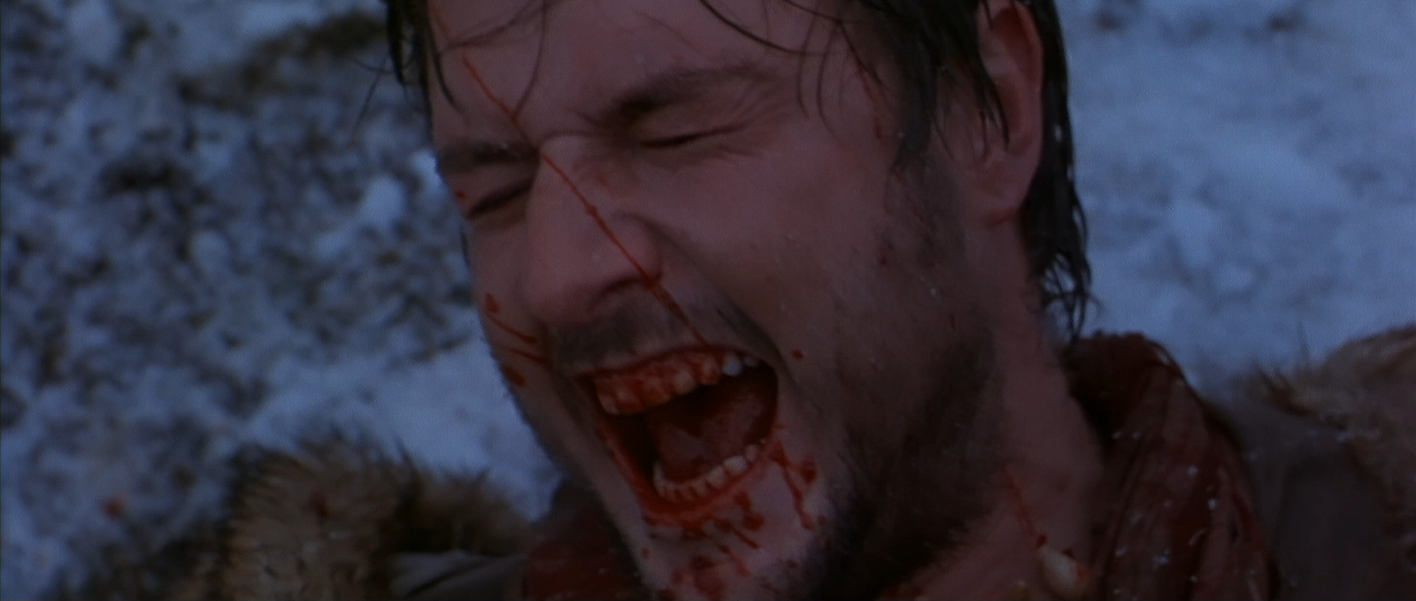 David Arquette in Antonia Bird's Ravenous