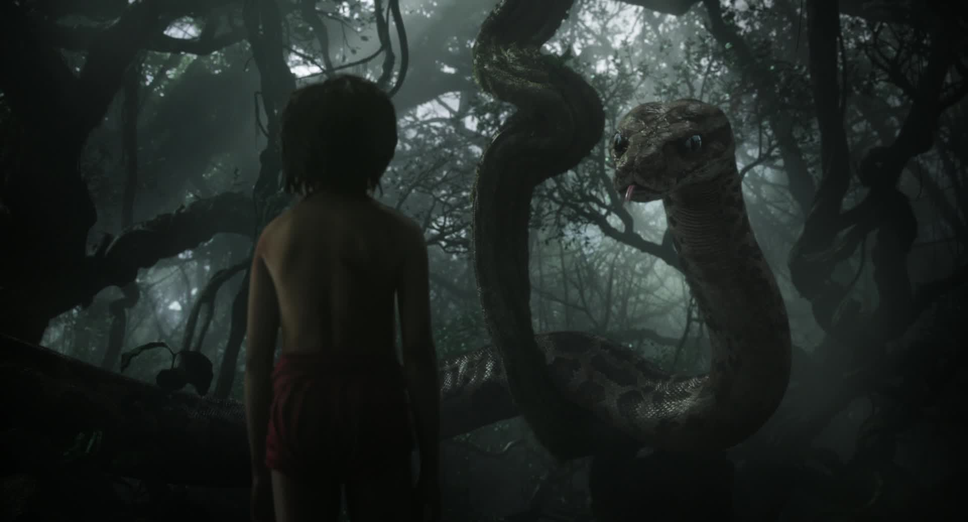 new on netflix the jungle book   luddite robot