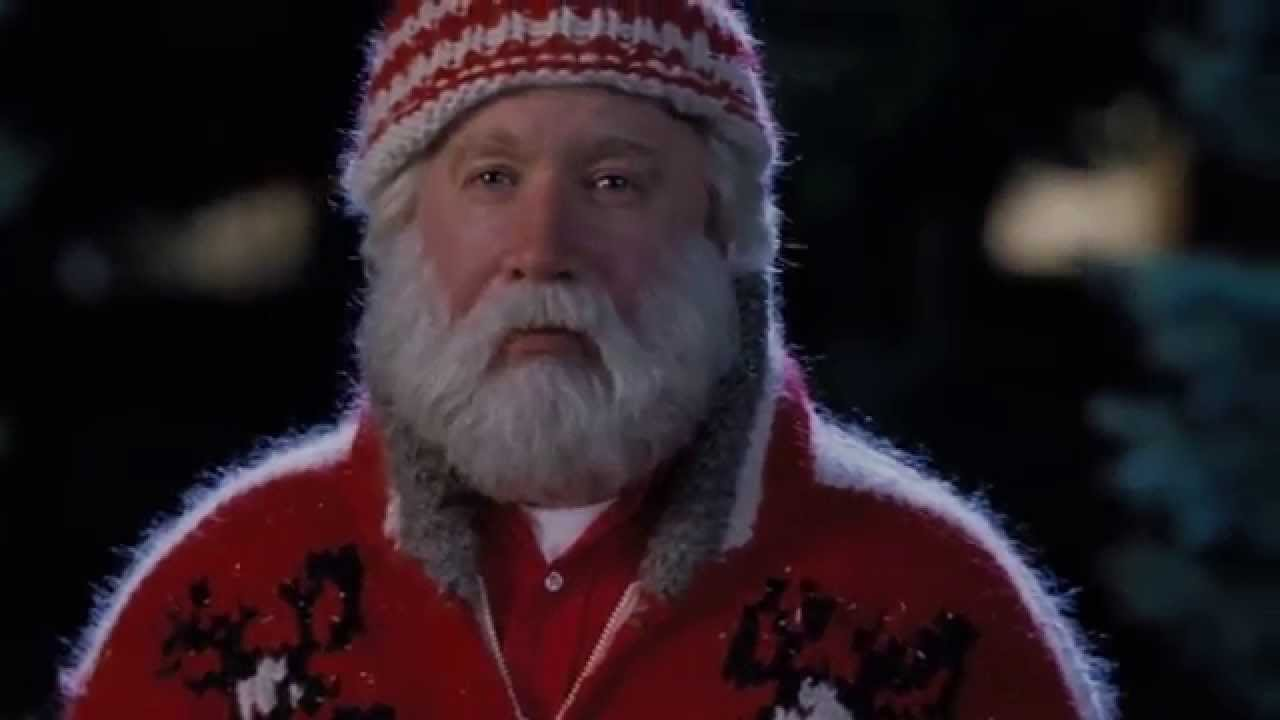 The Santa Clause was the scariest film of 1994 - Luddite Robot