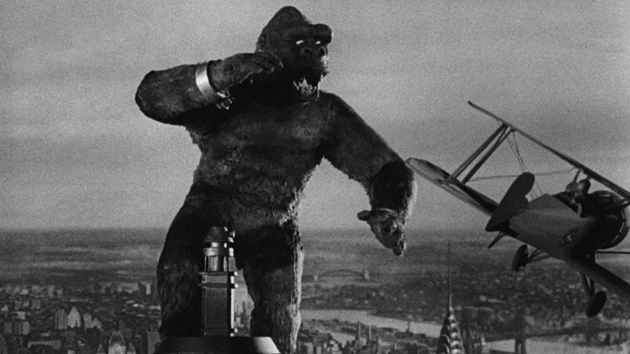 Giant Apes and the Post-Colonial: Why King Kong Won't Go