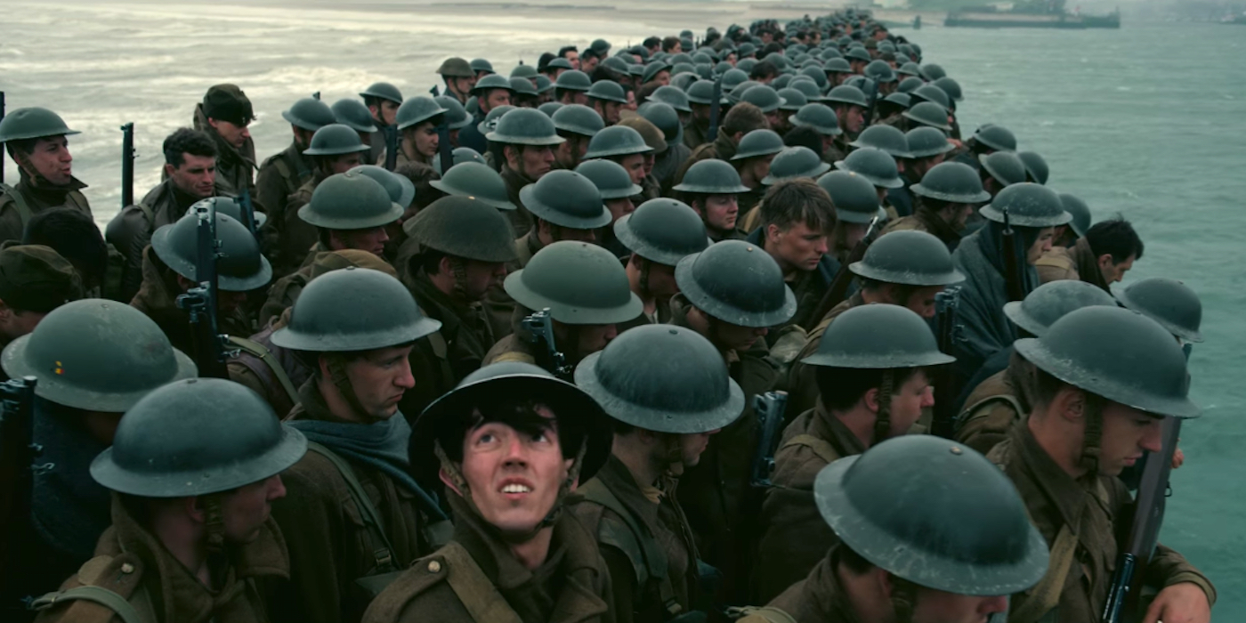 Dunkirk Sound Mixing Oscars 2018 predictions