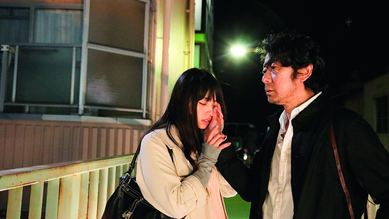 Ayame Misaki and Masatoshi Nagase in Radiance at MVFF
