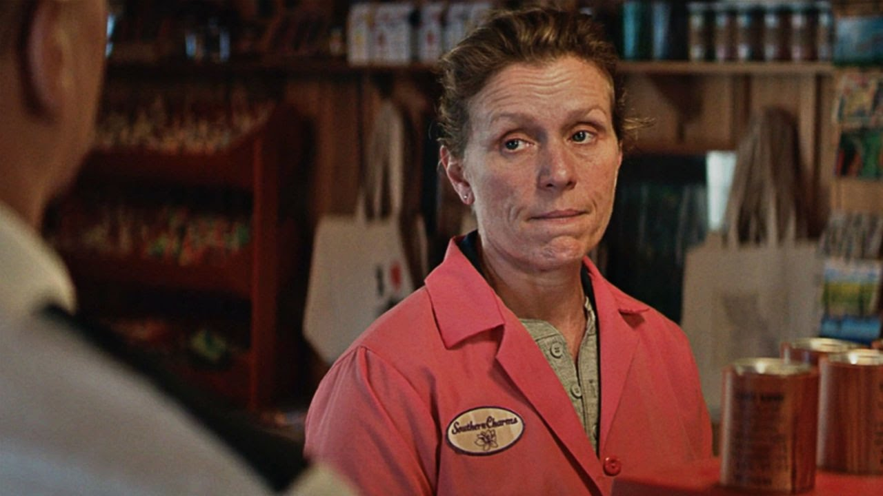 Frances McDormand Three Billboards Oscars 2018 prediction