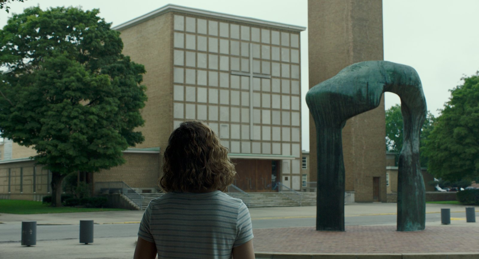 Haley Lu Richardson and public art in Columbus