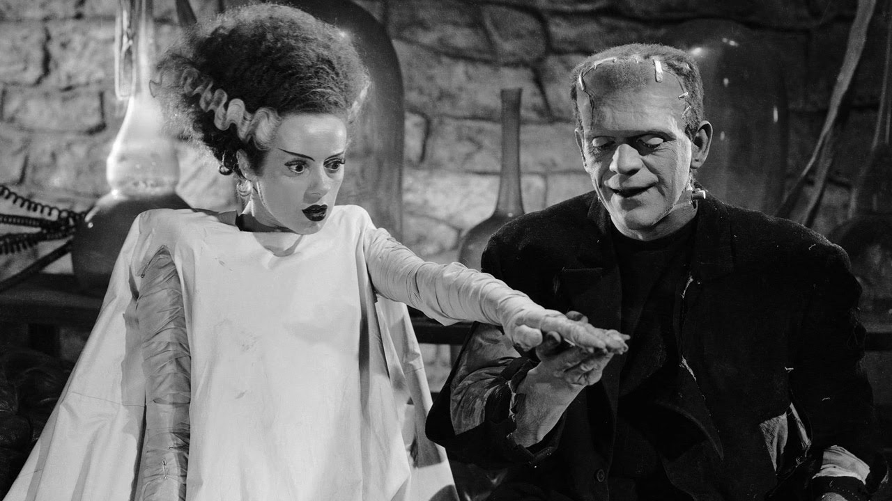 frankenstein and maturity