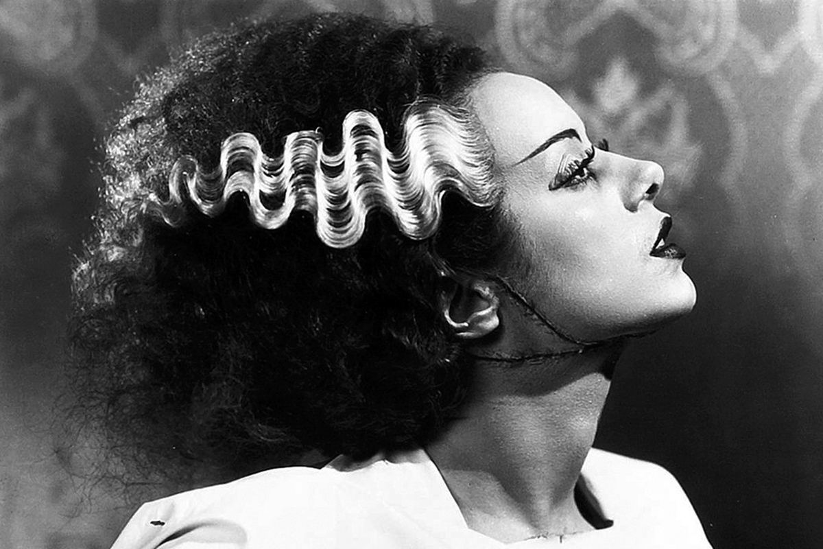 Elsa Lancaster in Bride of Frankenstein
