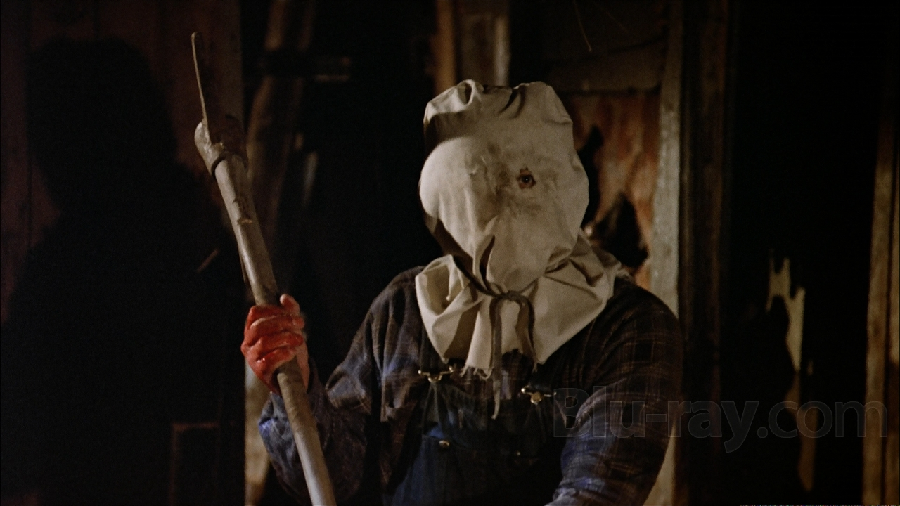Failing to enjoy Friday The 13th Part II