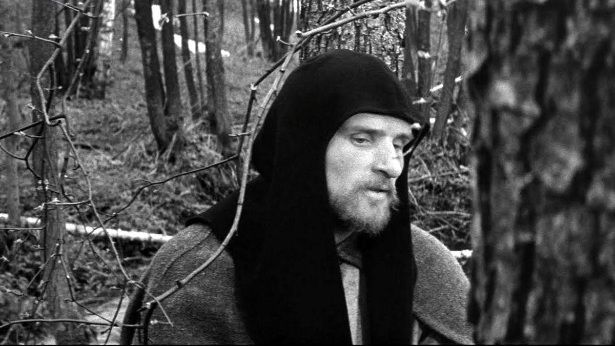 Tarkovsky's Andrei Rublev