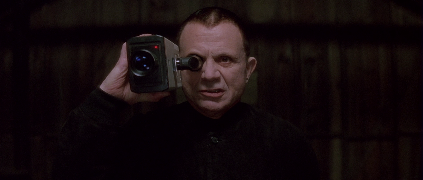 Robert Blake as the Mystery Man in David Lynch's Lost Highway