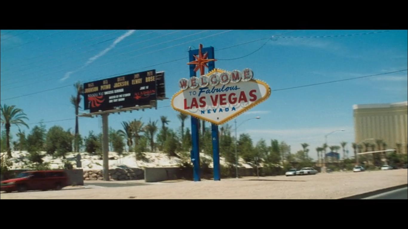 Welcome to Fabulous Las Vegas in Ocean's Eleven