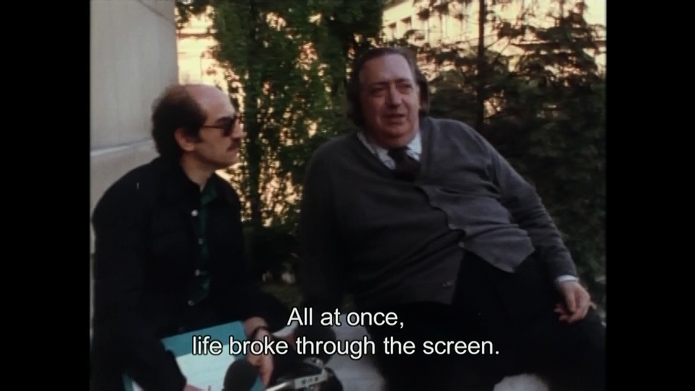 All at once life broke through the screen Henri Langlois: Phantom of the Cinematheque