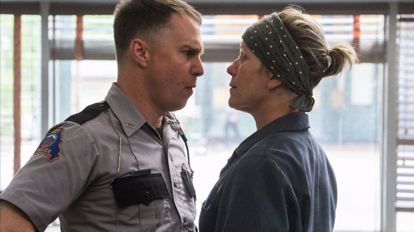 Three Billboards Sam Rockwell Oscars 2018 prediction