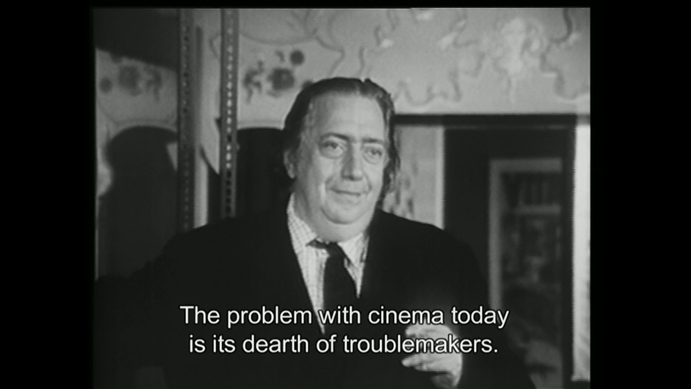 Troublemakers and Henri Langlois: Phantom of the Cinematheque