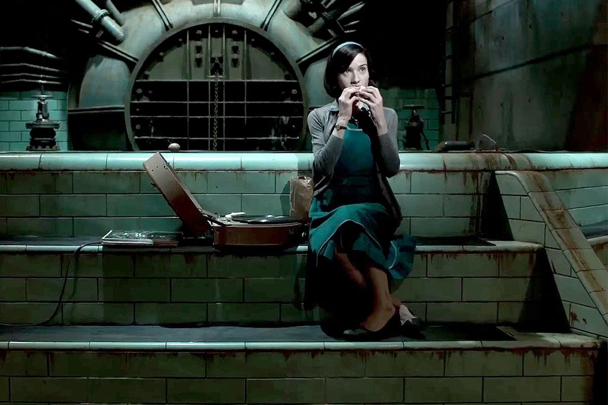 Shape of Water Production Design Oscars 2018 predictions