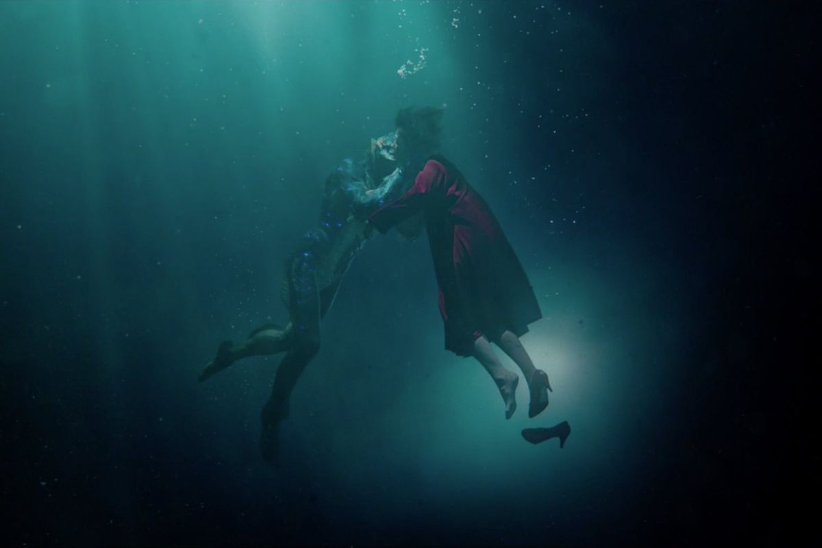 Shape of Water Best Picture Oscar 2018
