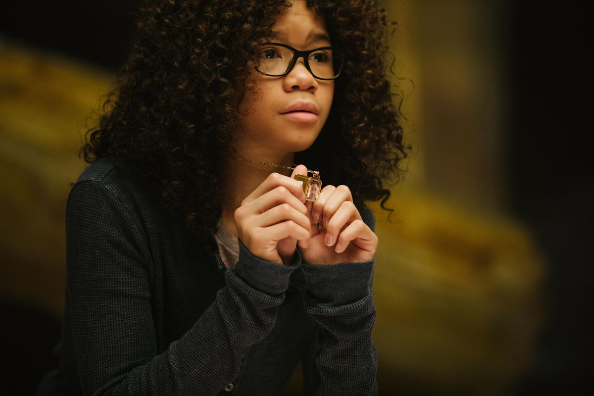 Storm Reid in Ava DuVernay's A Wrinkle In Time