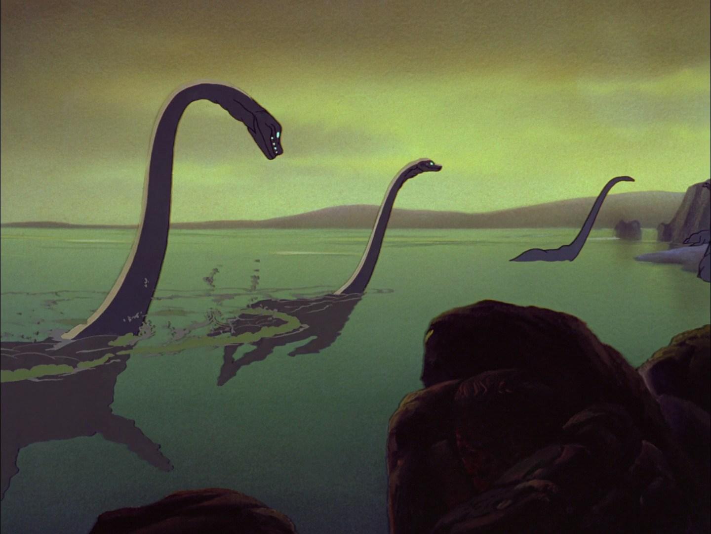 Fantasia dinosaurs