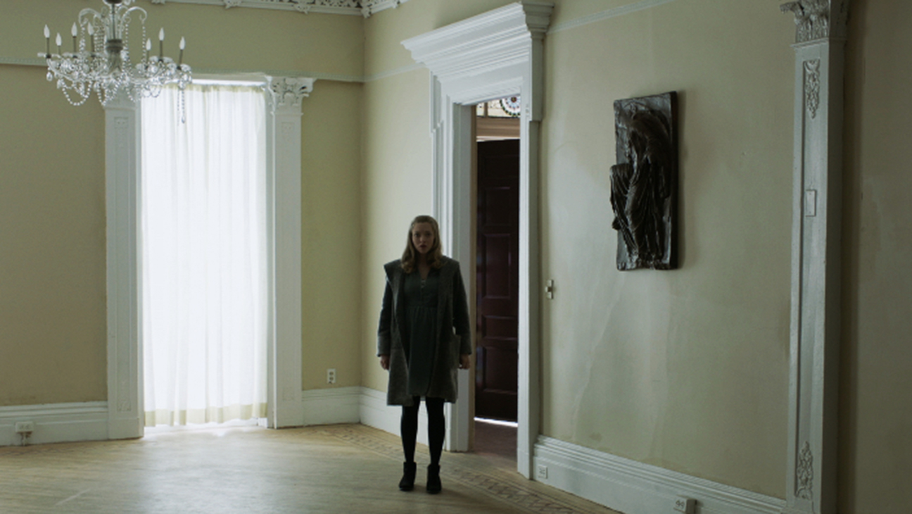 Amanda Seyfried in Paul Schrader's First Reformed