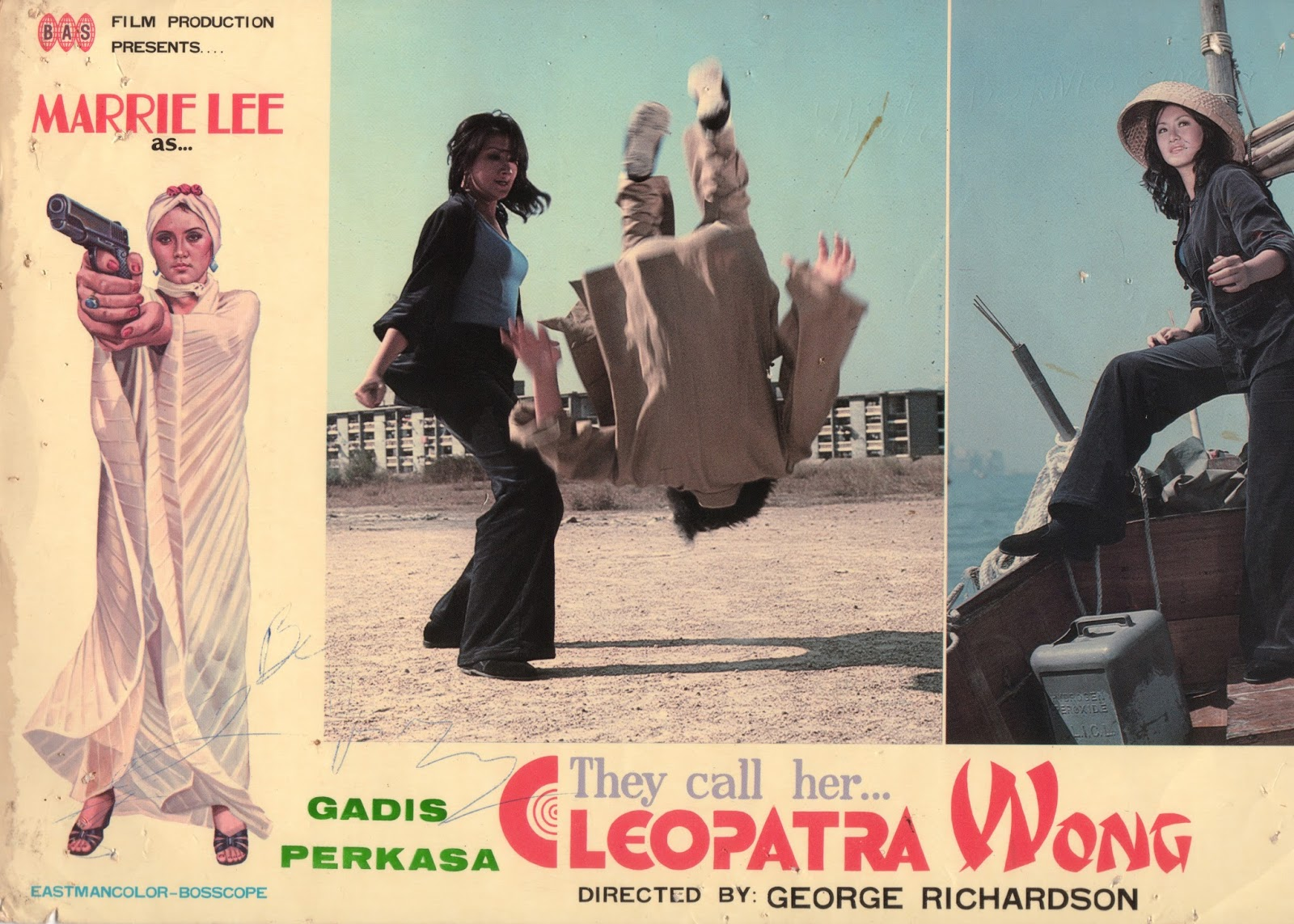 Cleopatra Wong, Singapore cinema in Shirkers