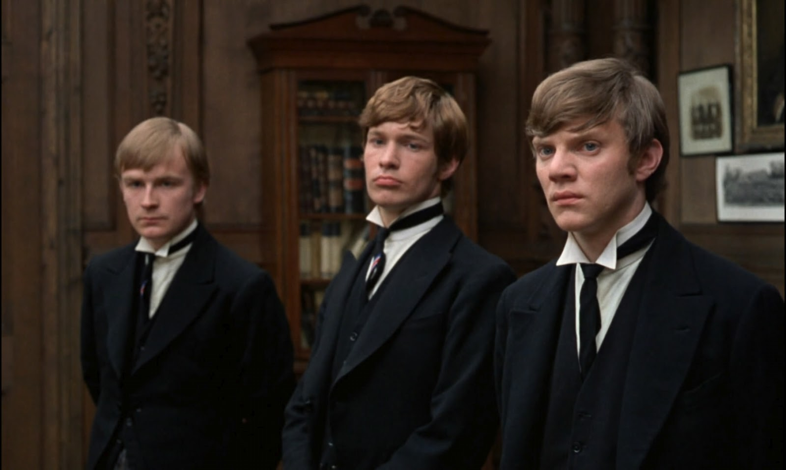 Malcolm McDowell - Boredom is Counterrevolutionary: The 1968 Youth Revolts of If... and Wild In The Streets