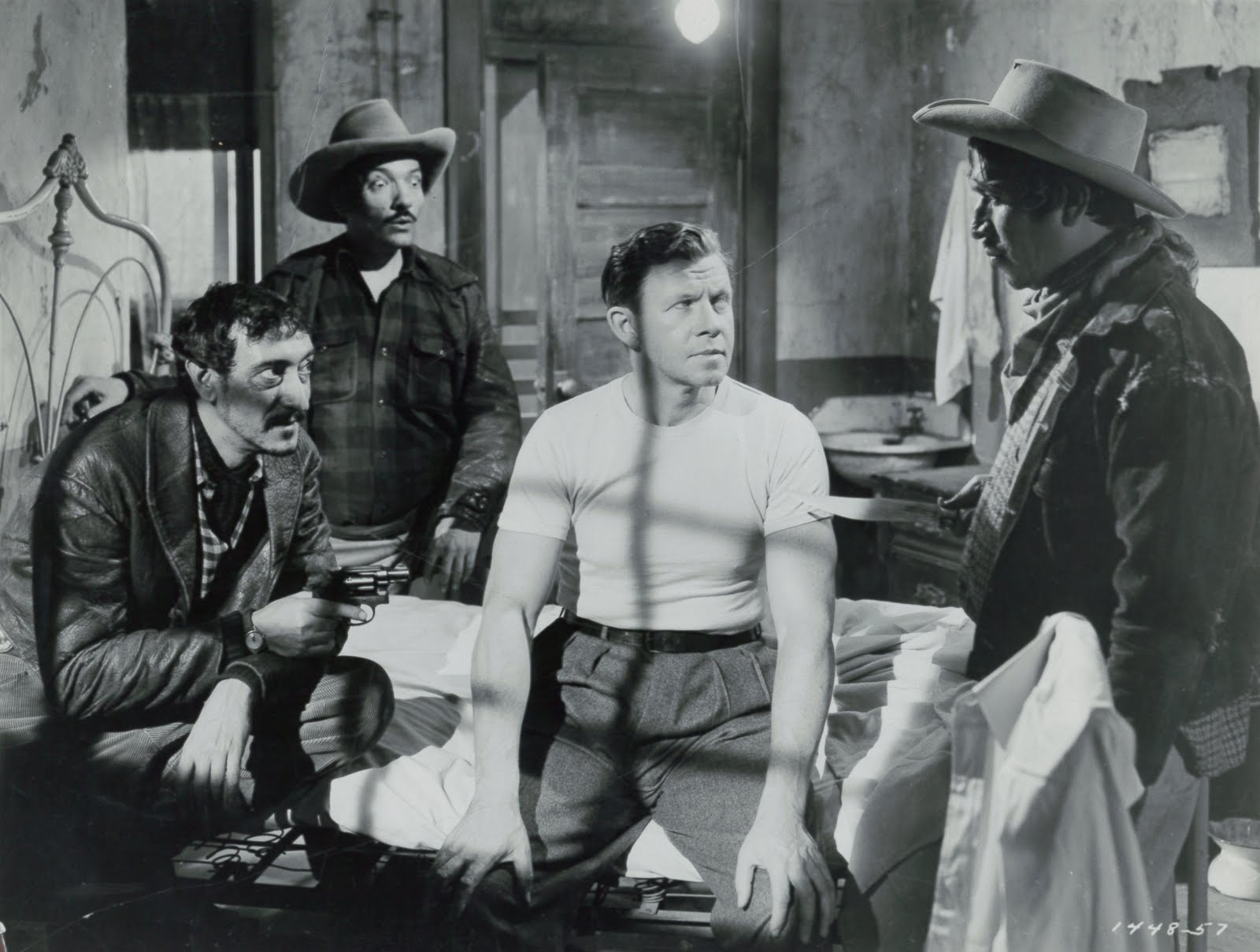 Anthony Mann's Border Incident