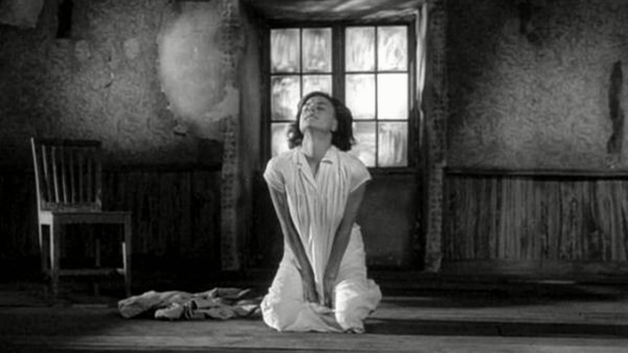 Harriet Andersson in Ingmar Bergman's 'Through a Glass Darkly' (1961)