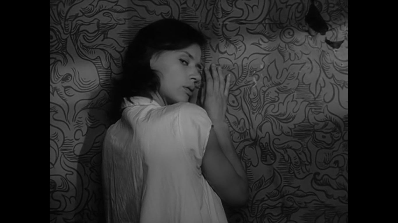 Harriet Andersson in Ingmar Bergman's Through A Glass Darkly (1961)