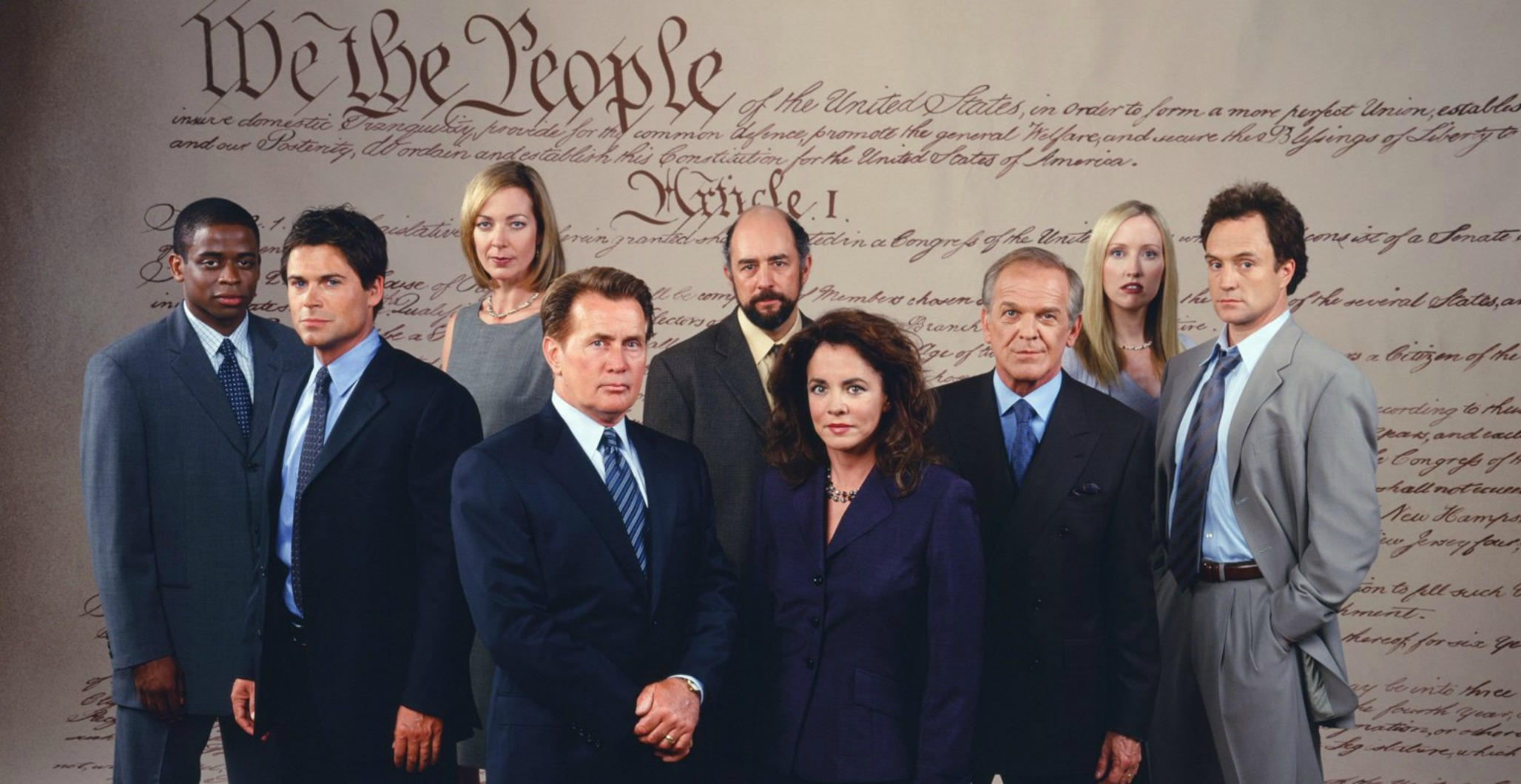 The West Wing and Constitution