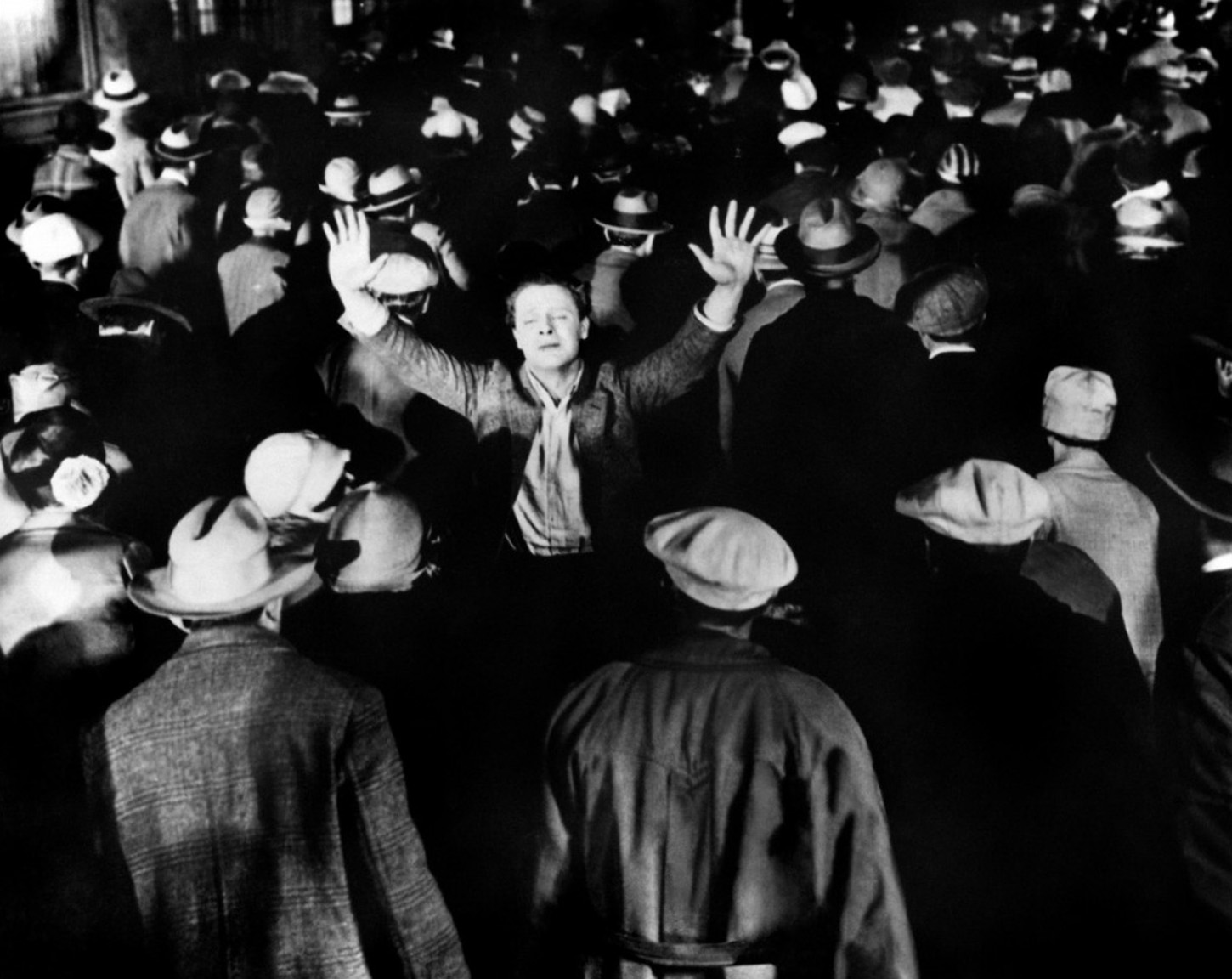 King Vidor's The Crowd (1928)