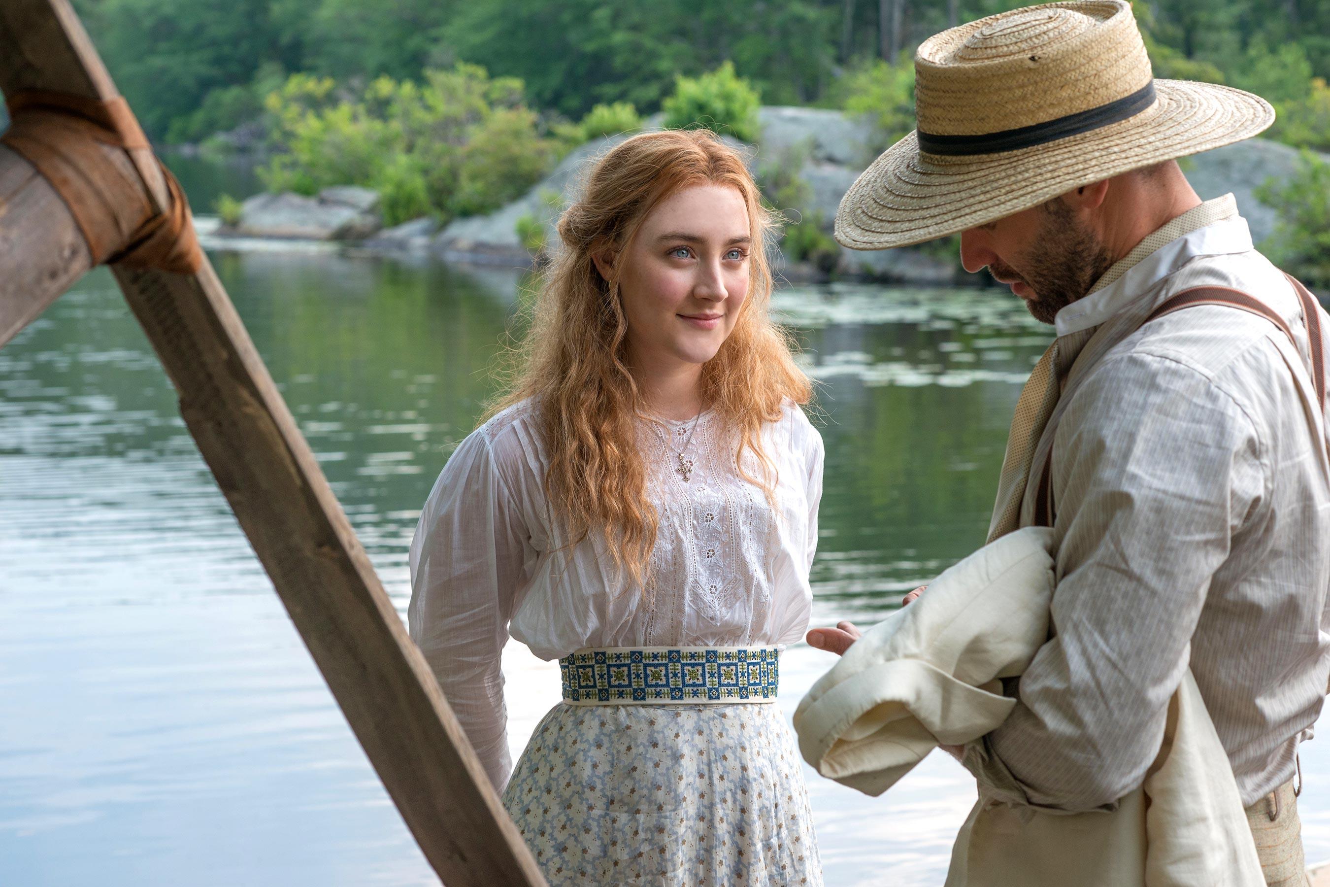 Saoirse Ronan in The Seagull