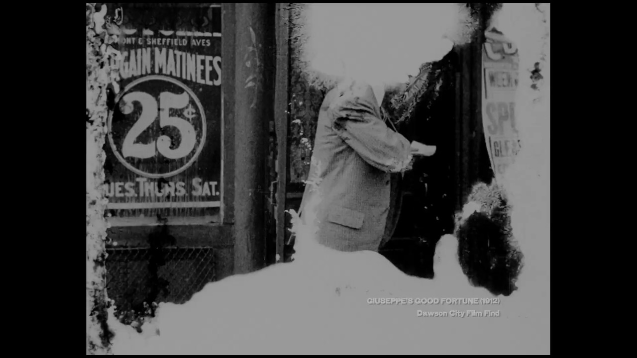 Bargain matinees in Bill Morrison's Dawson City: Frozen Time