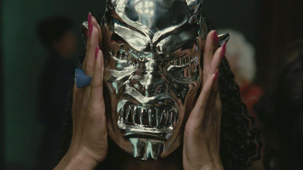 Lamberto Bava's Demons mask