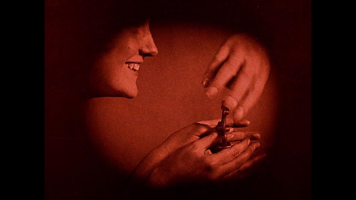 Benjamin Christensen's Häxan thumbscrew