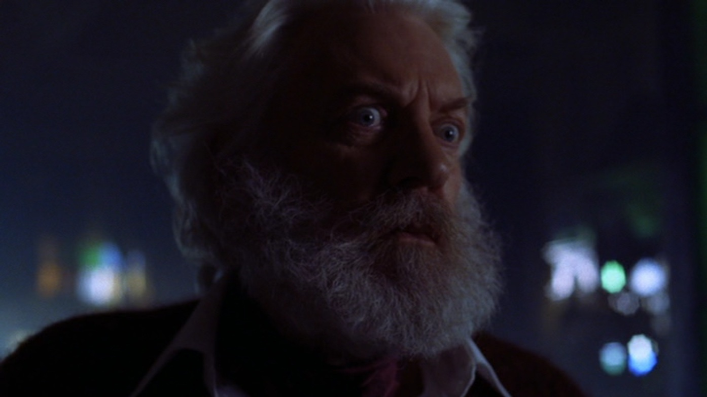 Donald Sutherland in Salem's Lot (2004) Halloween 2018
