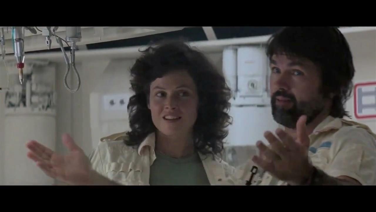 Alien Tom Skerritt Sigourney Weaver