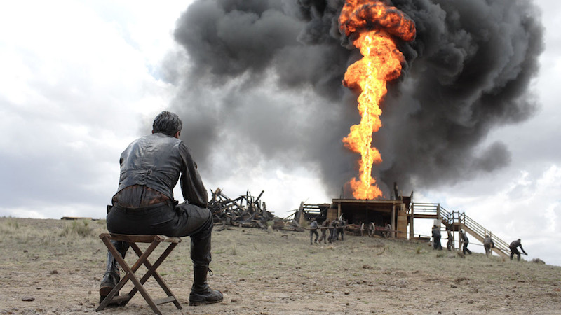 There Will Be Blood PTA DDL oil well