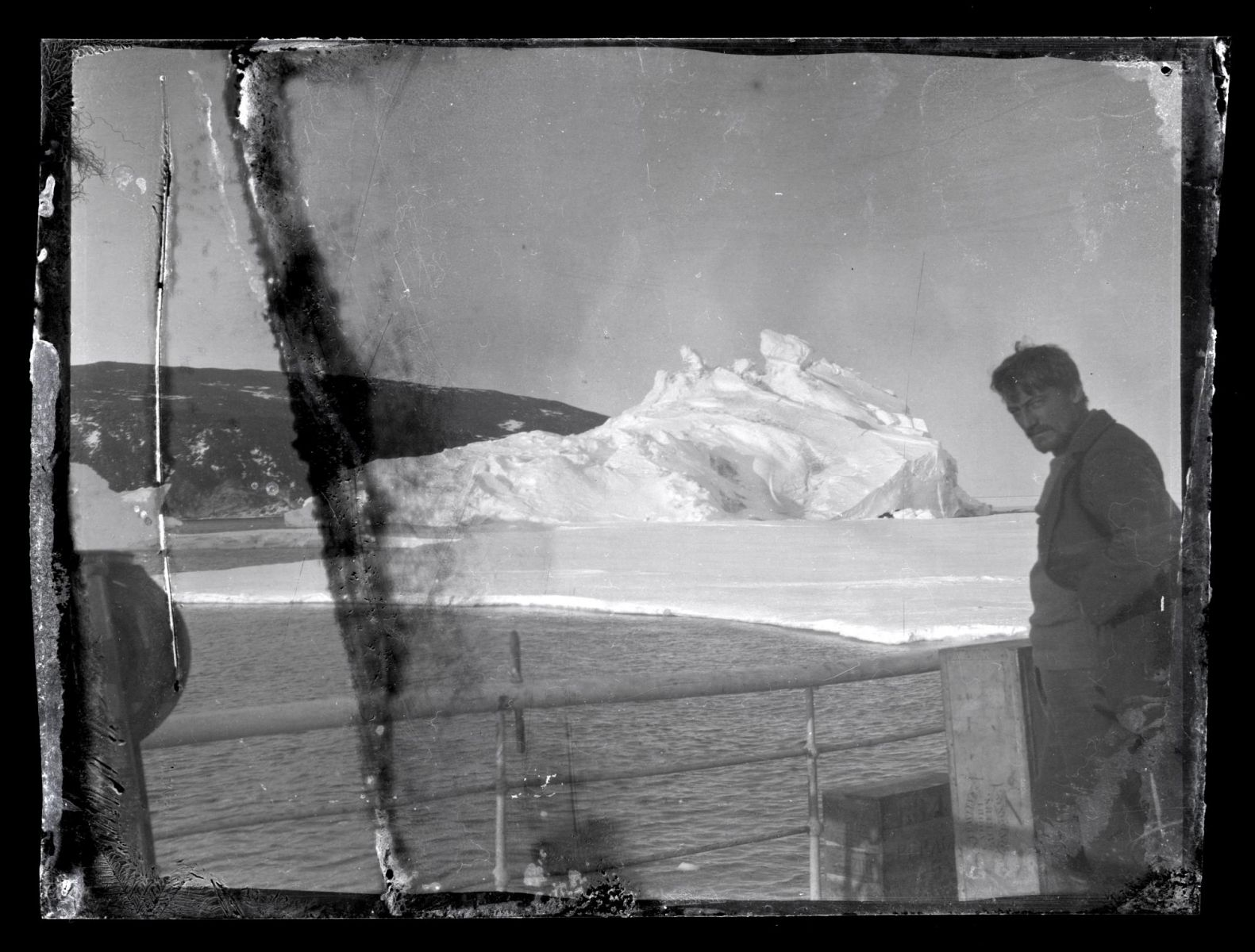 Shackleton discovery